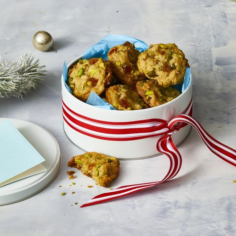 Candied Ginger and Citrus Kitchen-Sink Cookies