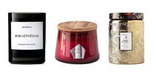 Best Christmas Candles 2018.25 Best Christmas Candles For 2019 Lovely Scented Holiday