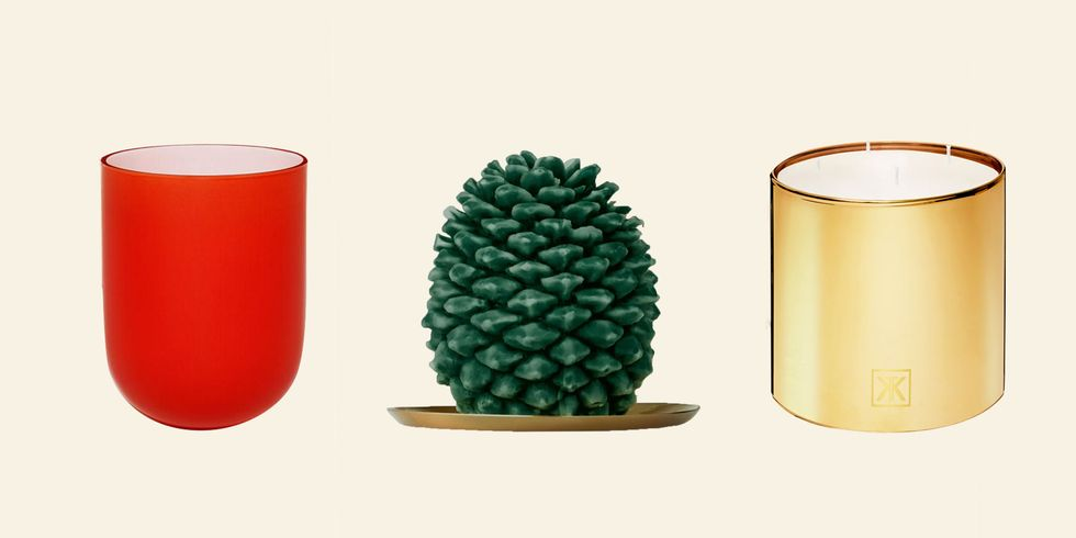 23 Christmas Candles to Gift (or Keep)