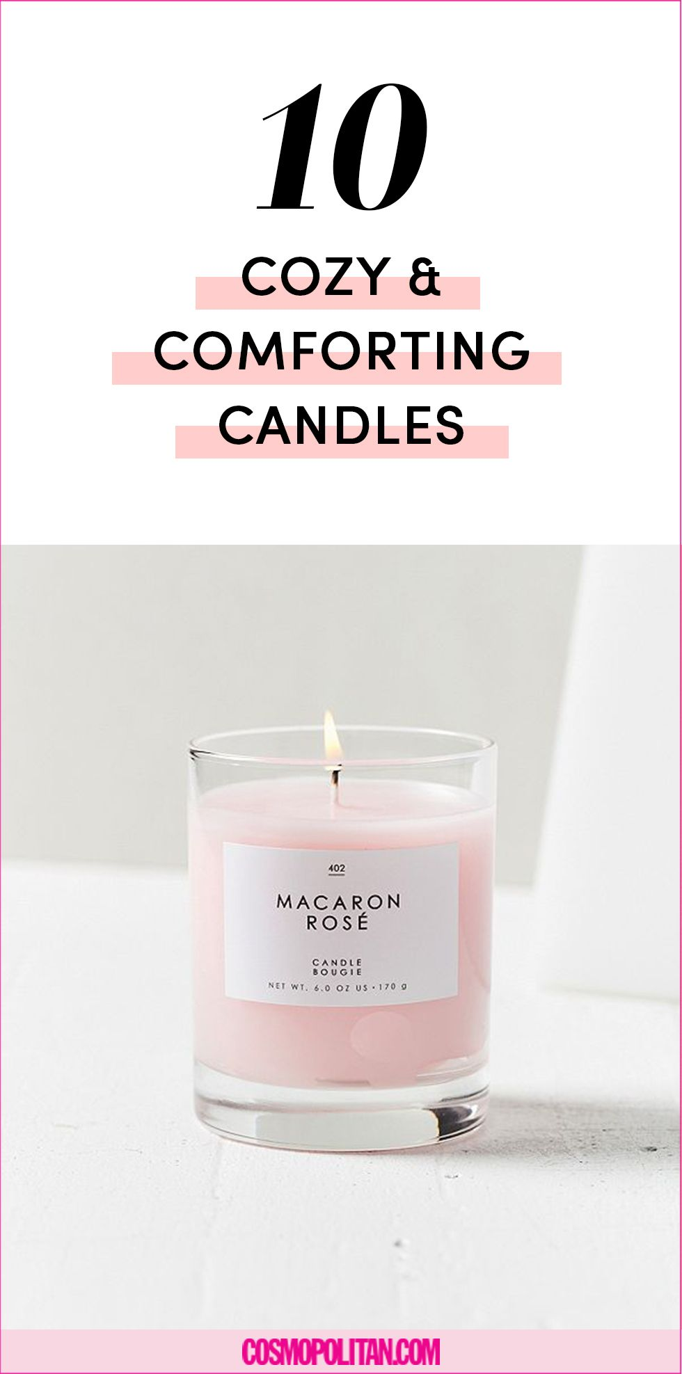Level Up: 10 Candles That Won't Cost As Much As Happy Hour