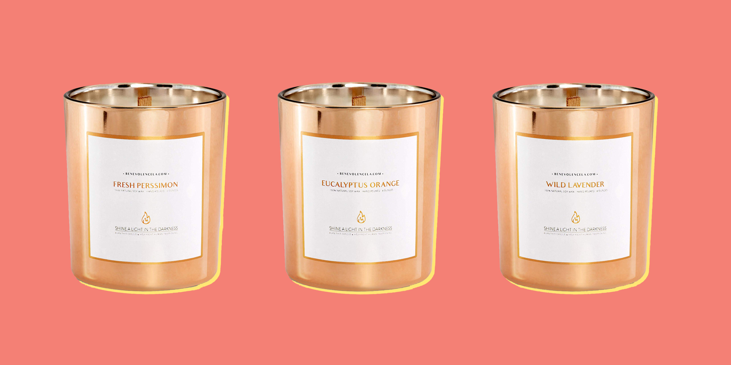 Amazon Shoppers Are Obsessed With This Aromatherapy Candle—And It's 40% Off Today
