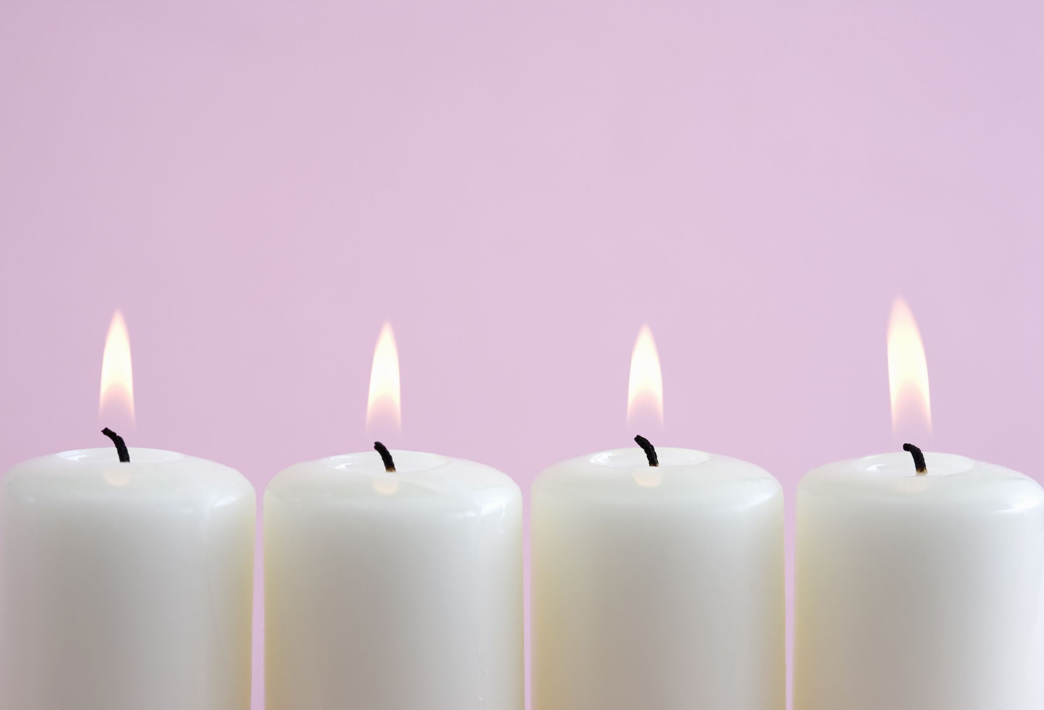 How to get candle wax out of carpets, according to an expert
