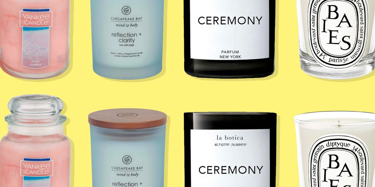 22 Best Scented Candles 2021 Top Smelling Candle Brands
