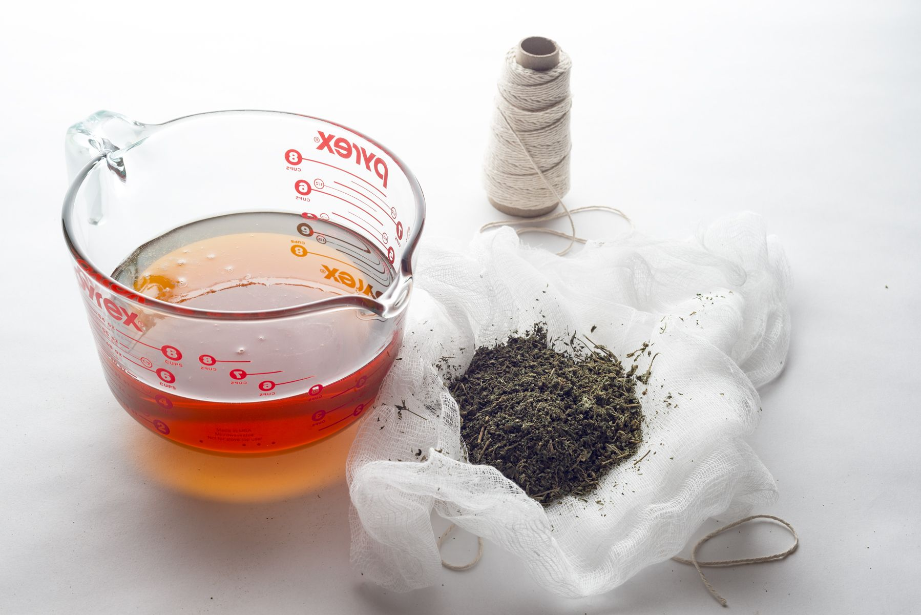 Canna-honey ingredients by Laurie Wolf