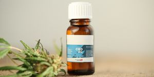 CBD oil pain relief