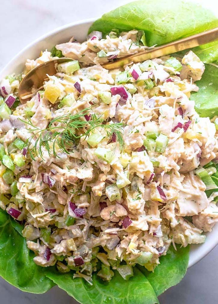 8+ Easy Canned Chicken Recipes - Ways to Use Canned Chicken