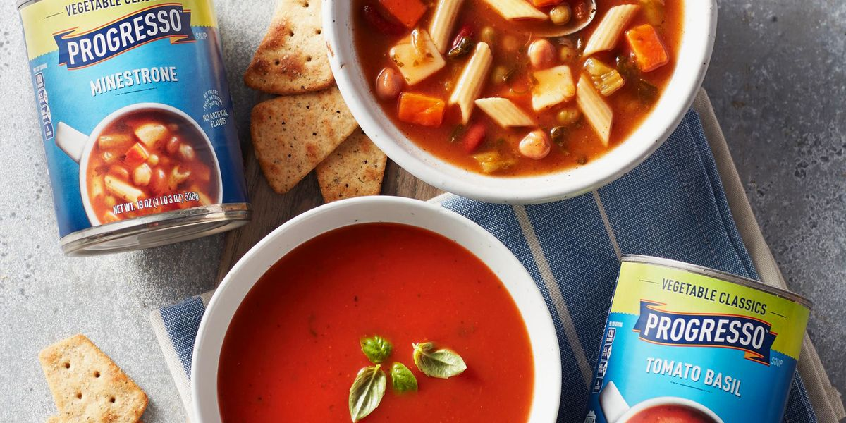 These Delicious Canned Soups Taste Just Like a Homemade Batch