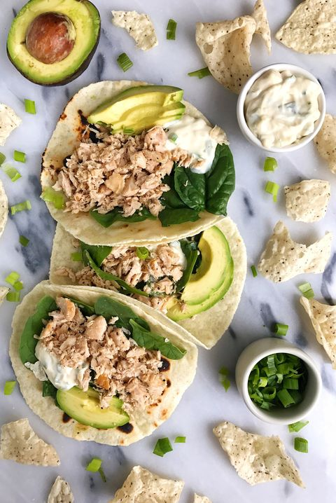 canned tuna recipes tacos