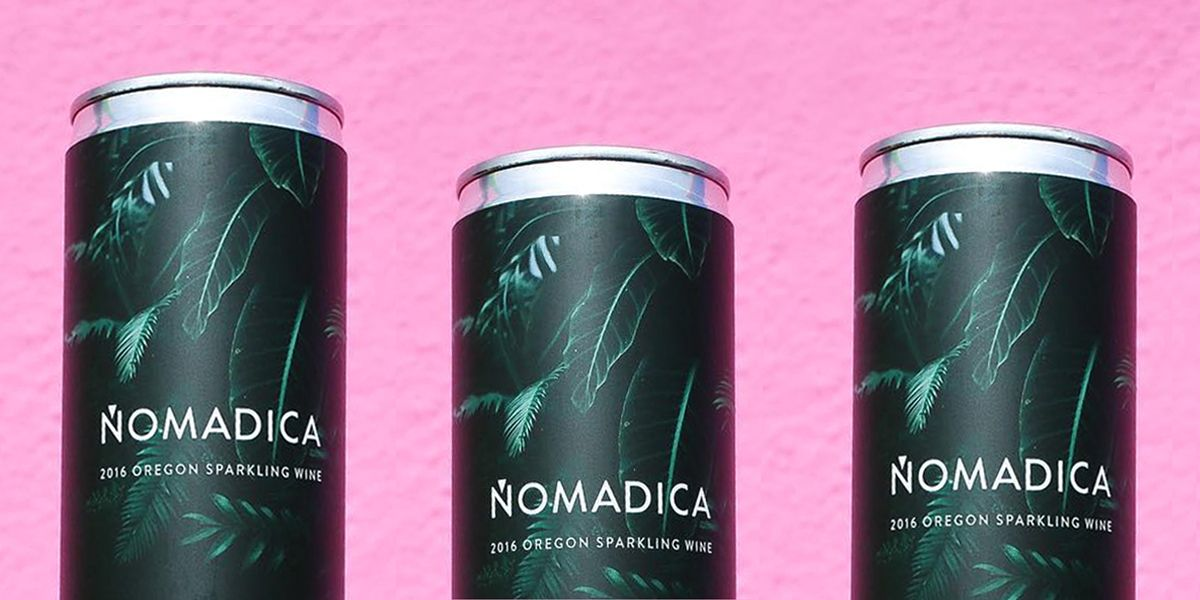 These Tasty Canned Wines Mean You'll Never Need a Corkscrew Again