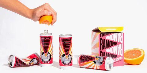 RAMONA canned wine spritzers best 2018