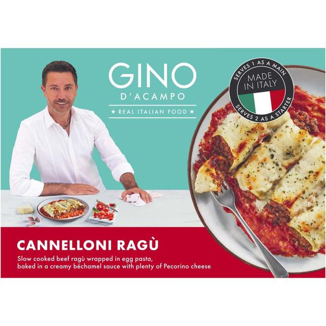 gino d'acampo italian frozen meals iceland