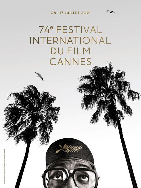 cartel del festival de cannes 2021