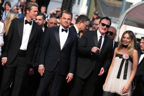 Cannes Érase una vez en Hollywood