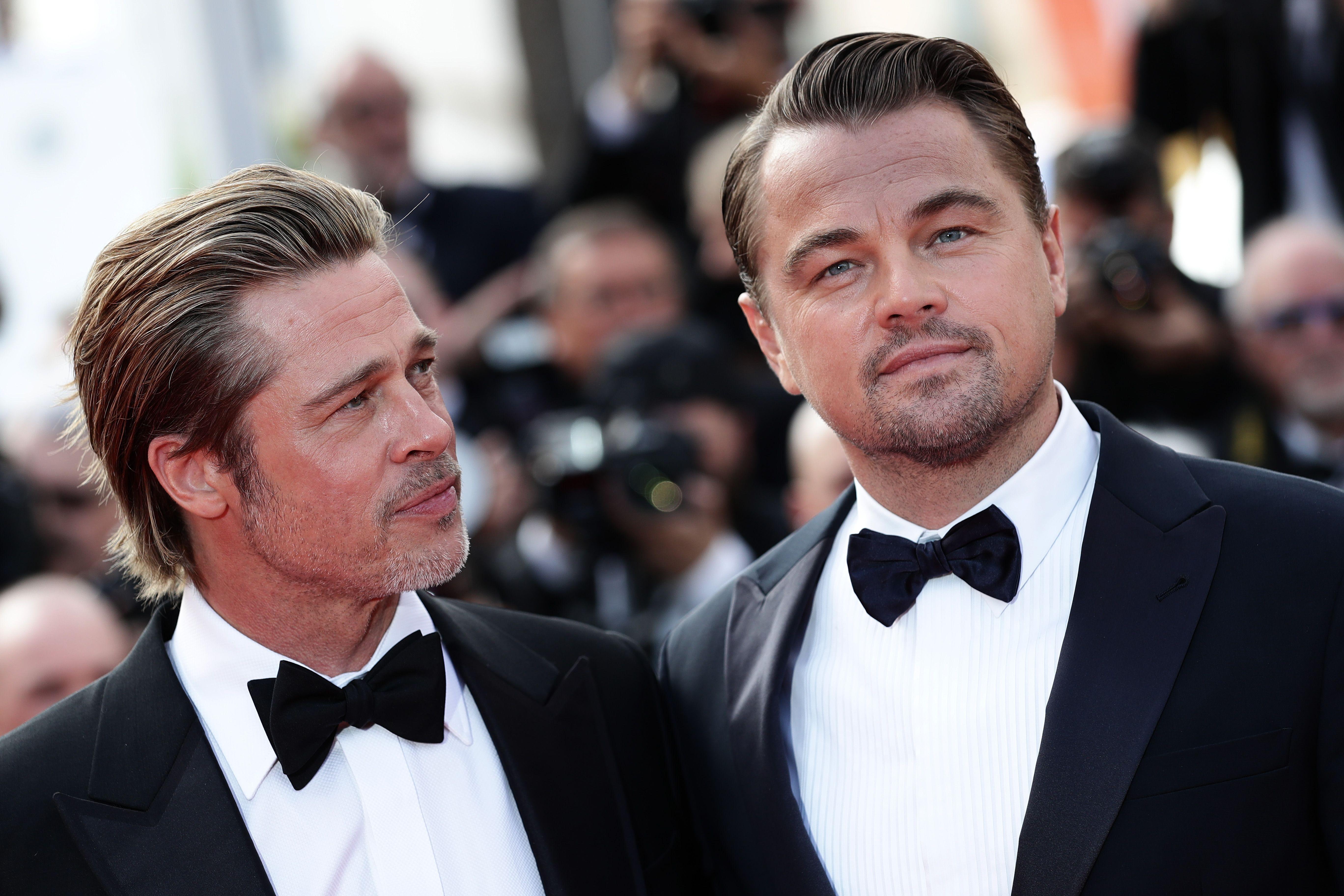 Érase una vez en Hollywood Cannes 2019 - Imágenes Alfombra Roja Tarantino