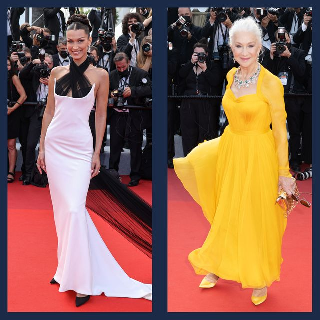 the cannes film festival is back  and so is the showstopping fashion