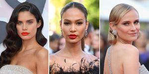 Cannes Film Festival Vlasy a make - up 2018