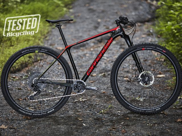 Cannondale F Si Carbon 2 Review Cannondale Mountain Bikes