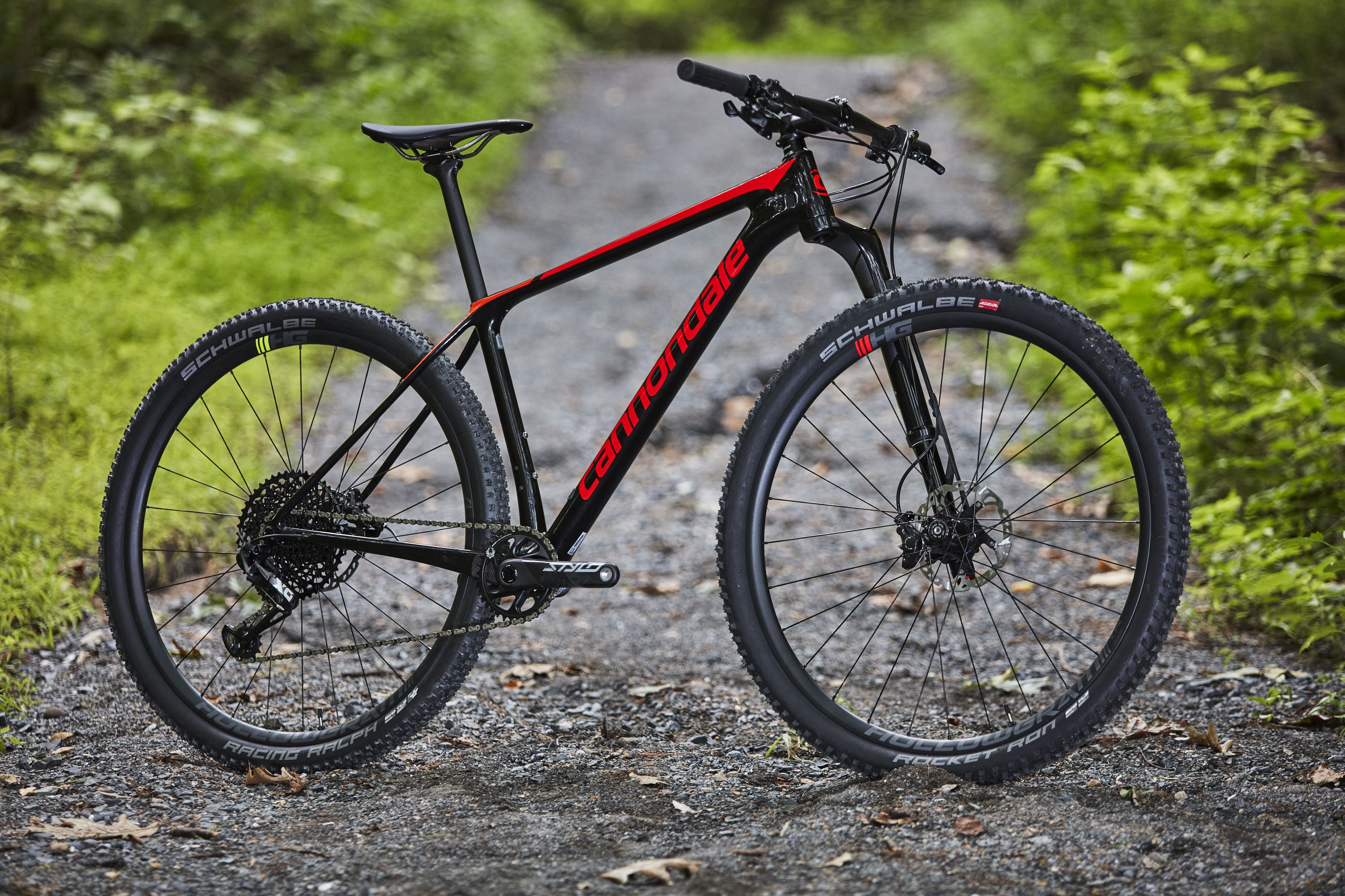 Cannondale F-SI Carbon 2 Review - Cannondale Mountain Bikes
