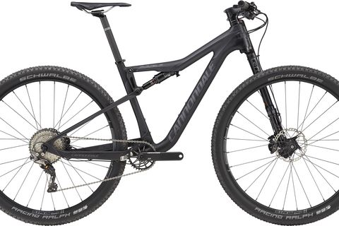 Cannondale Scalpel Si Carbon cross country race bike