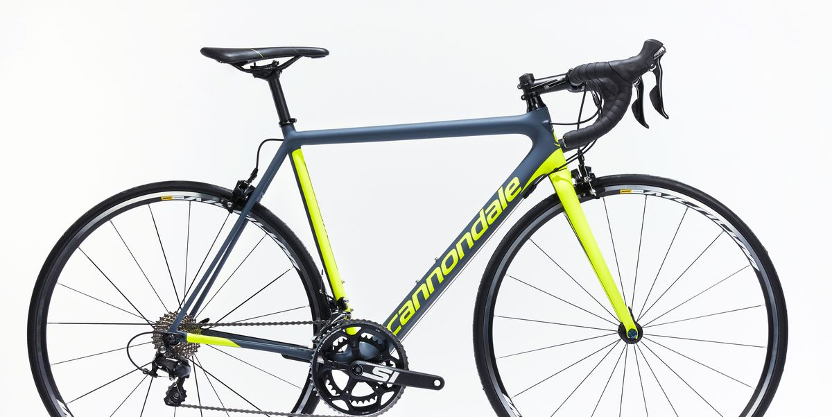 b3394d76430 The Cannondale SuperSix Evo 105 Is a Budget-Priced Race Rocket