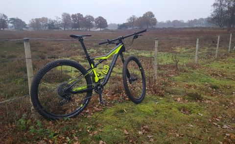 Cannondal, Scalpel SI Carbon 1, mountainbike, review