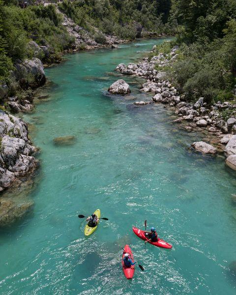 kayak, rio soca