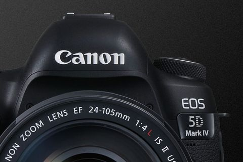 canon 5d mark 4 dslr