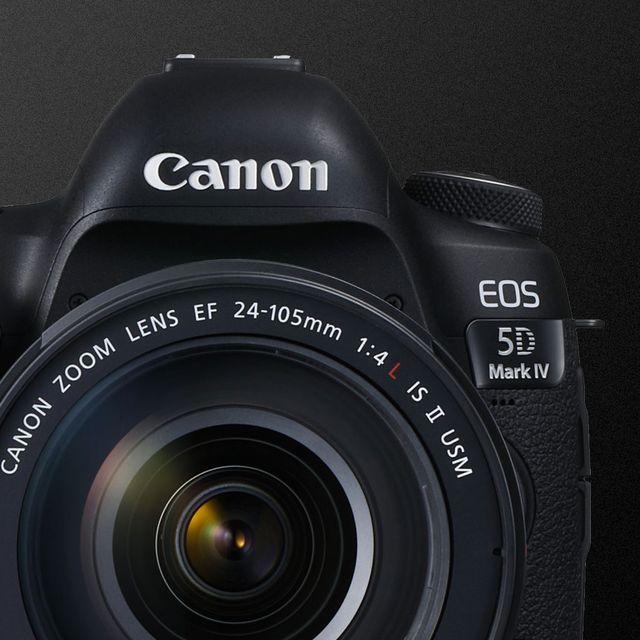 canon 5d mark 4 dslr