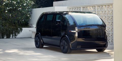 Canoo coche electrico