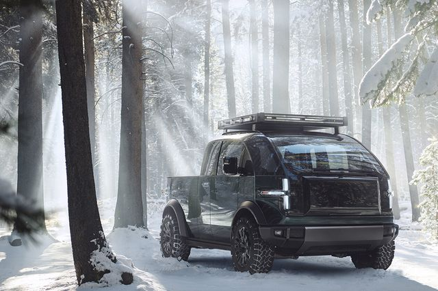 canoo truck