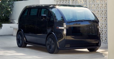 Canoo Is a Microbus-Style Electric Vehicle You Can ...