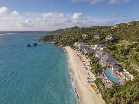 Body of water, Coast, Sea, Beach, Coastal and oceanic landforms, Ocean, Shore, Aerial photography, Bay, Headland,