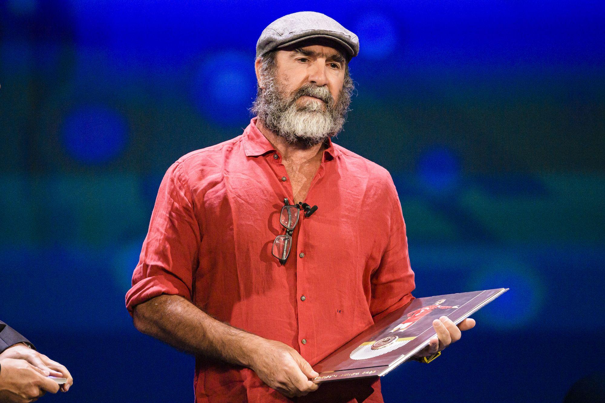 Eric Cantona's Acceptance Speech Was an Existential Meditation