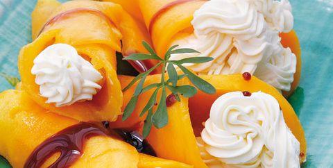 Food, Cuisine, Dish, Ingredient, Dessert, Produce, Cream, Recipe, Mascarpone, Pastry,