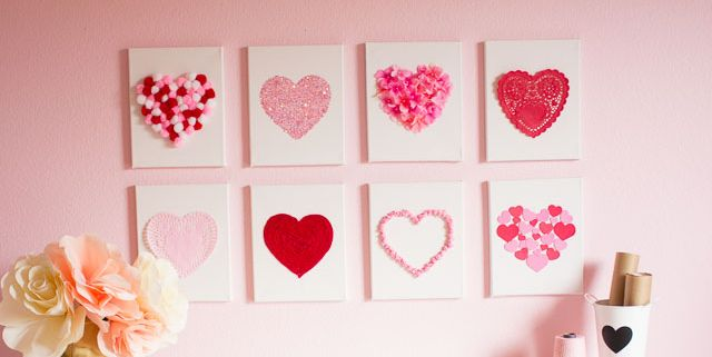 21 Easy Diy Valentine S Day Decorations That Aren T Cheesy