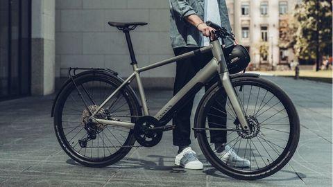 canyon fiets