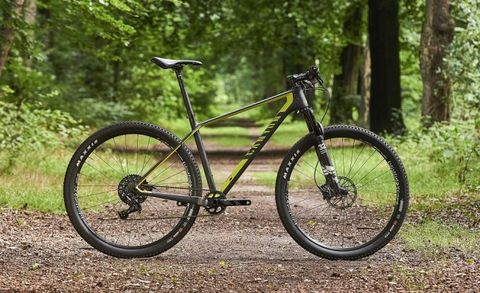 Canyon, Exceed CF SL 6.9 Pro Race, review, mountainbike