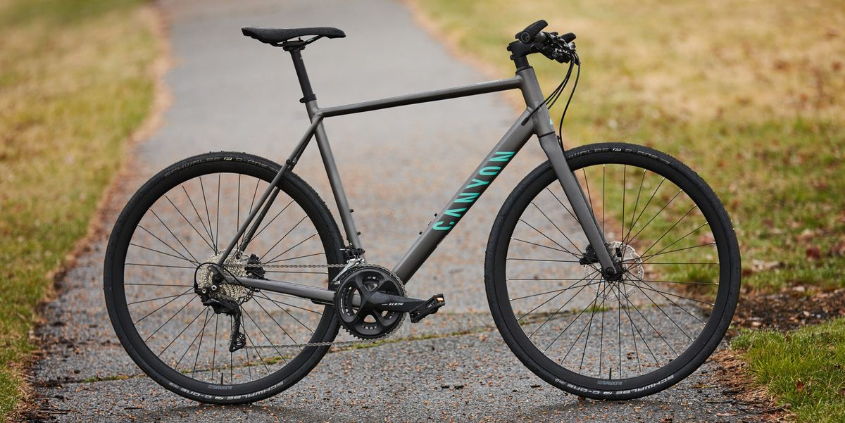 The Canyon Roadlite 7.0 Is for Weekend Joy Rides and Weekday Commutes