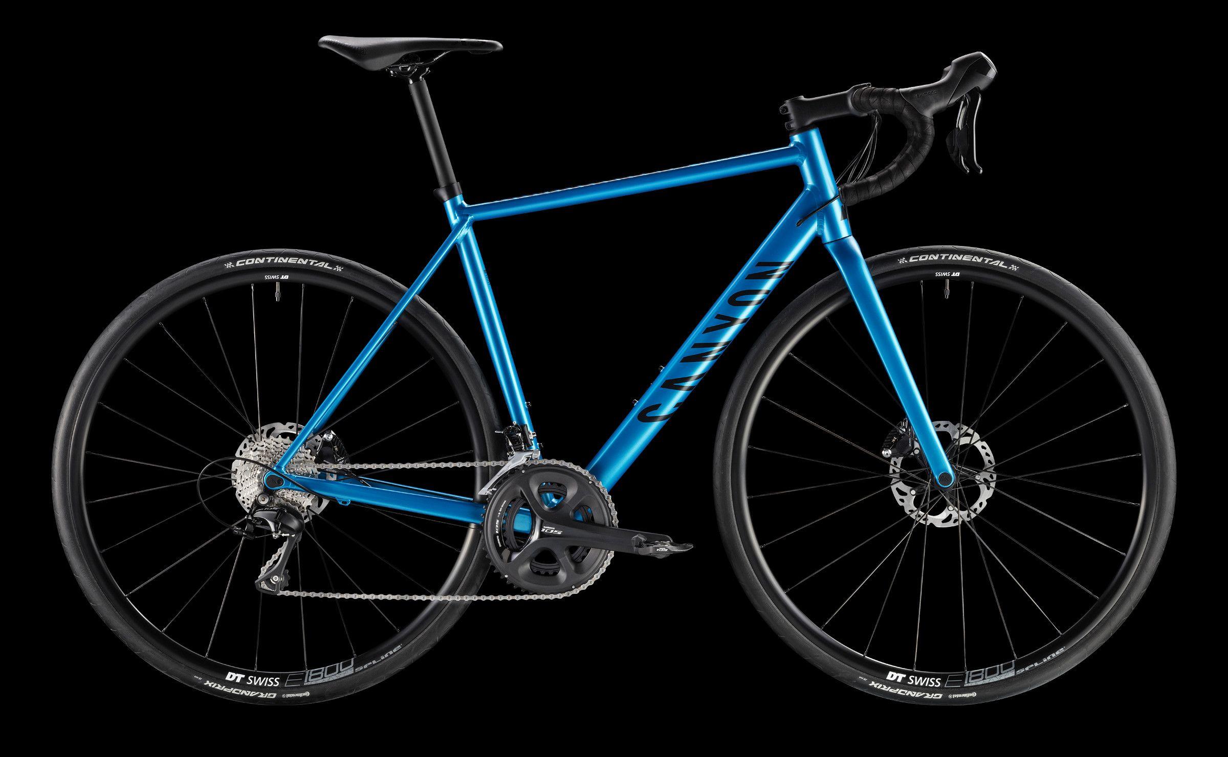 Canyon Endurace AL Disc 7 0 Road Bike - Cheap Road Bikes