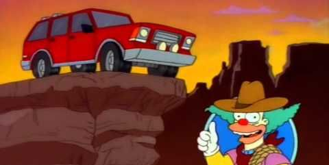 Best Simpsons Moments 30 Most Popular Mechanics Moments On The Simpsons