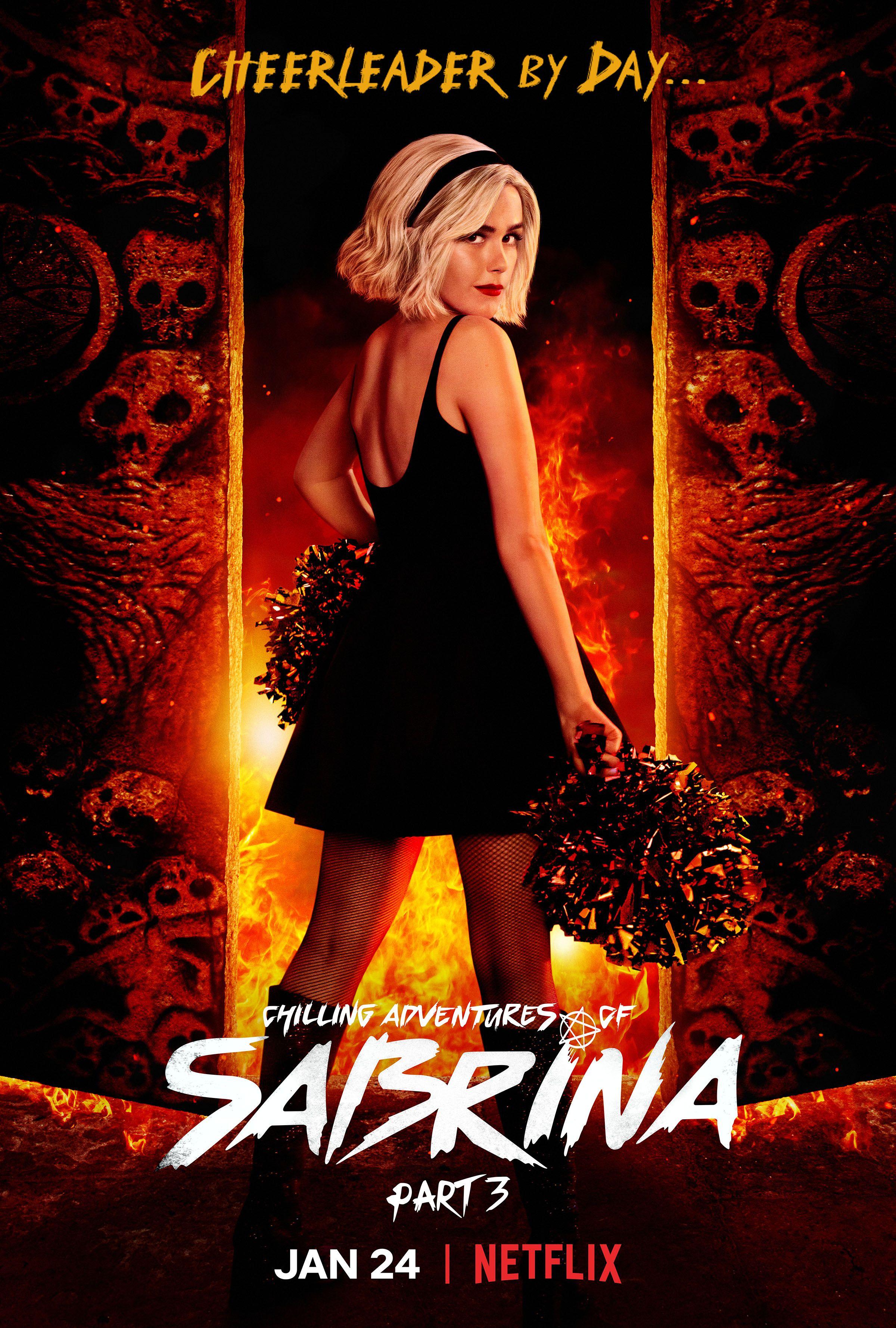 The Chilling Adventures of Sabrina' Season 3 Netflix News, Air ...