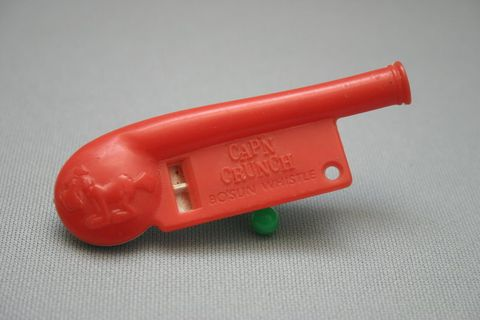 An Early Hacker Used a Cereal Box Whistle to Take Over Phone Lines