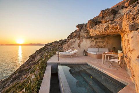 Hoteles donde el entorno es el principal fuerte de la decoración