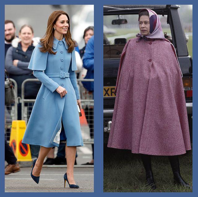 royals cape coats