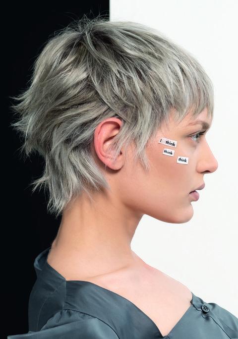 4 tagli per capelli bianchi che esaltano il colore naturale