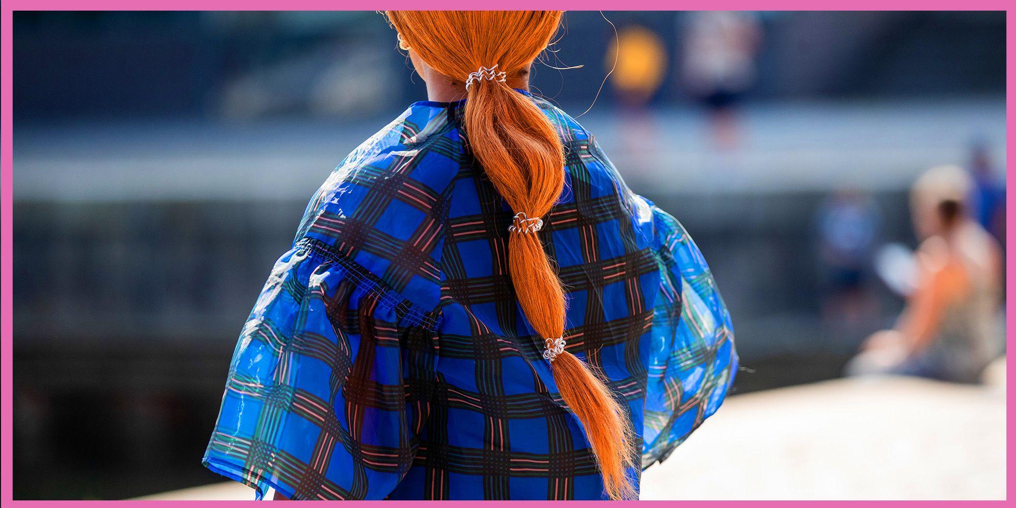 Colore capelli autunno 2019, il rosso rame è la tendenza versatile che prende spunto dallo street style