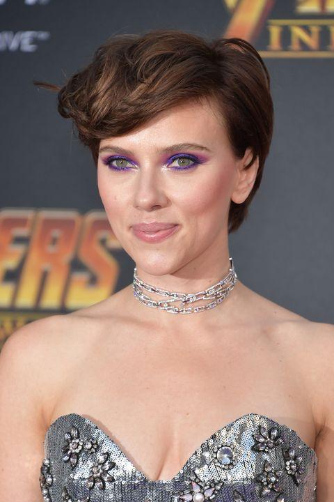 8109a623775 capelli colore estate 2018 castano Scarlett Johansson. Getty Images.  Pubblicità - Continua a leggere di seguito. Altri da Capelli · image Il  nuovo ...