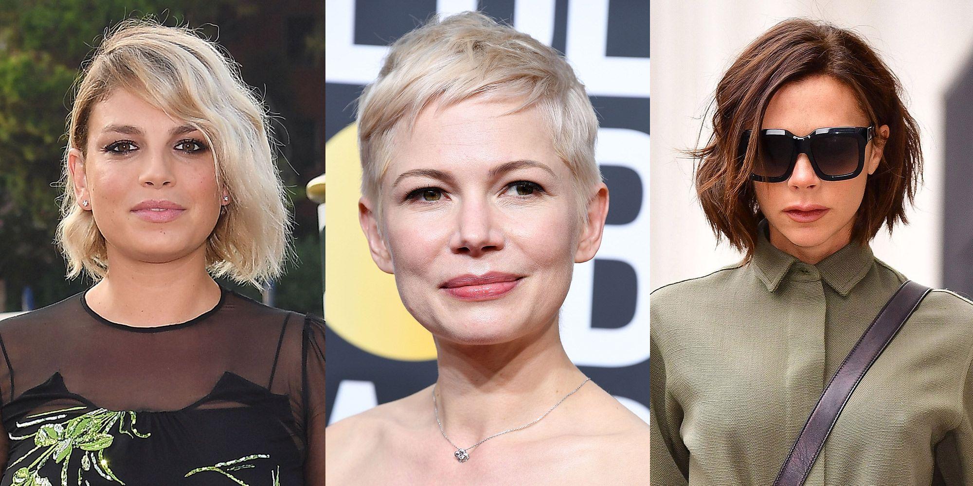 Tagli di capelli corti moda 2018