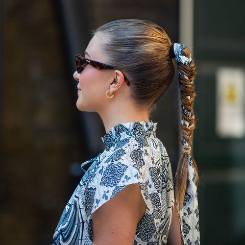 capelli primavera 2021 acconciature trecce