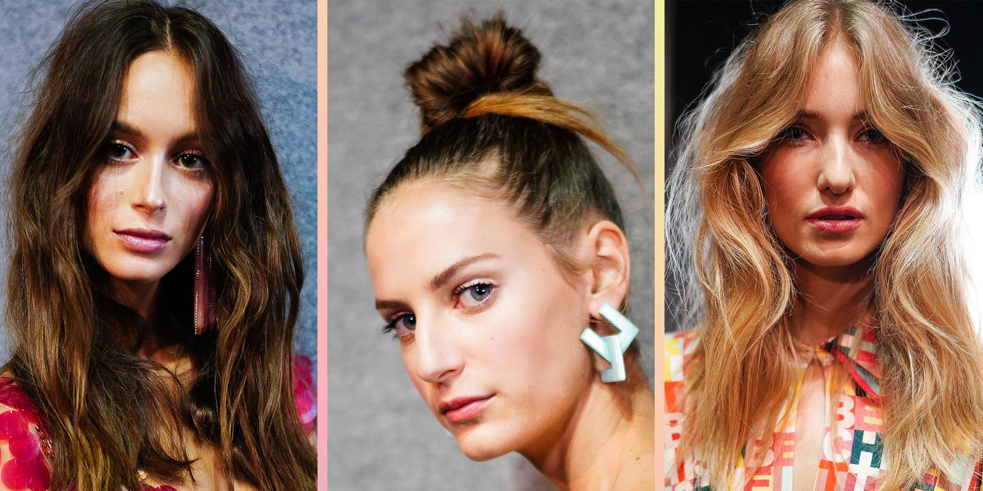 Acconciature capelli medi estate 2019